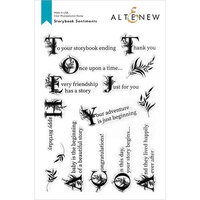 Altenew - Clear Photopolymer Stamps - Storybook Sentiments