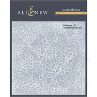 Altenew - Embossing Folder - 3D - Garden Harmony