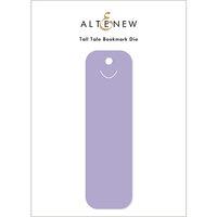 Altenew - Dies - Tall Tale Bookmark
