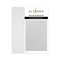 Altenew - Glitter Cardstock Set - Dazzling Diamond