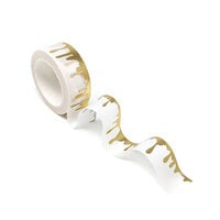 Altenew - Washi Tape - Gold Foil Paint Drip