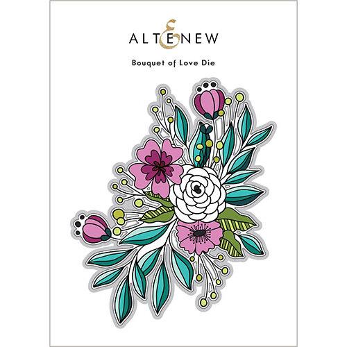 Altenew - Dies - Bouquet of Love