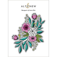 Altenew - Dies - Bouquet of Love