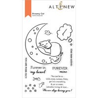 Altenew - Clear Photopolymer Stamps - Dreamy Cat