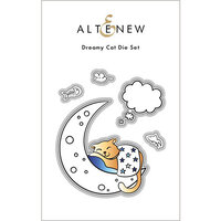 Altenew - Dies - Dreamy Cat