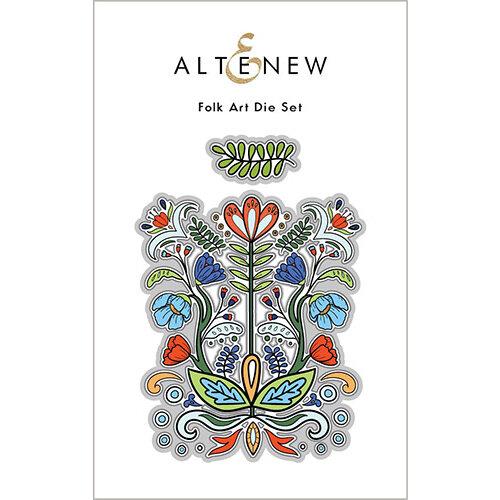 Altenew - Dies - Folk Art