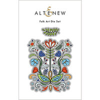 Altenew - Dies - Folk Art