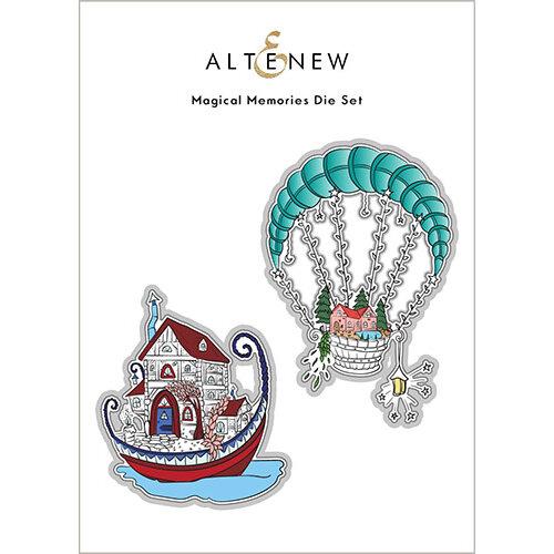 Altenew - Dies - Magical Memories