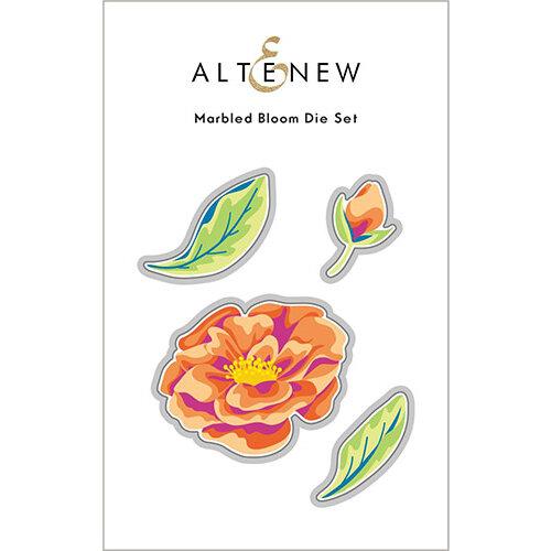 Altenew - Dies - Marbled Bloom