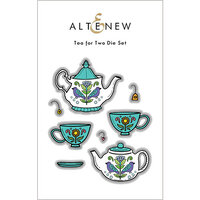 Altenew - Dies - Tea for Two