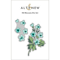 Altenew - Dies - Hill Blossoms