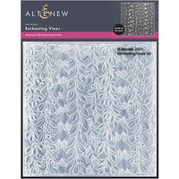 Altenew - Embossing Folder - 3D - Enchanting Vines