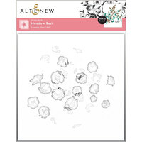 Altenew - Layering Stencil - 4 in 1 Set - Meadow Bush