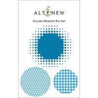Altenew - Dies - Circular Elements