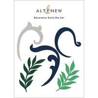 Altenew - Dies - Decorative Swirls