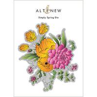 Altenew - Dies - Simply Spring