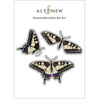 Altenew - Dies - Dovetail Butterflies