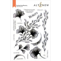 Altenew - Clear Photopolymer Stamps - Enchanting Beauty