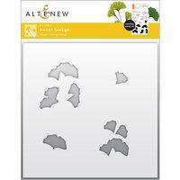 Altenew - Simple Coloring Stencil - Sweet Ginkgo
