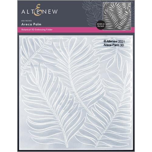 Altenew - Embossing Folder - 3D - Areca Palm