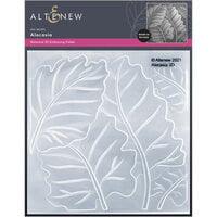 Altenew - Embossing Folder - 3D - Alocasia