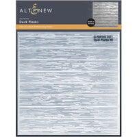 Altenew - Embossing Folder - 3D - Deck Planks