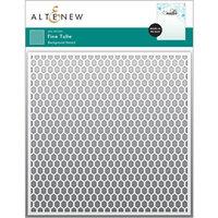 Altenew - Stencil - Fine Tulle