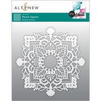 Altenew - Stencil - Henna Square