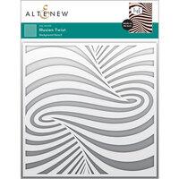 Altenew - Stencil - Illusion Twist