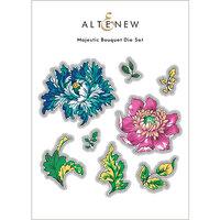 Altenew - Dies - Majestic Bouquet