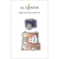 Altenew - Dies - Enjoy Your Journey