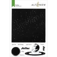 Altenew - Clear Photopolymer Stamps - Stellar