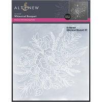 Altenew - Embossing Folder - 3D - Whimsical Bouquet