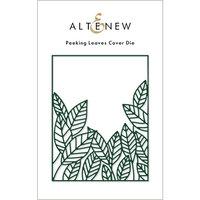 Altenew - Dies - Peeking Leaves Cover