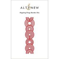 Altenew - Dies - Rippling Rings Border