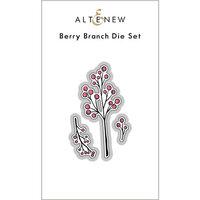 Altenew - Dies - Berry Branch