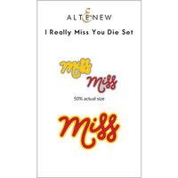 Altenew - Dies - I Really Miss You