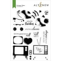 Altenew - Clear Photopolymer Stamps - Vintage Vibes