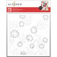 Altenew - Stencil - 4 in 1 Set - Playful Patterns