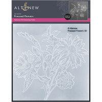 Altenew - Embossing Folder - 3D - Pressed Flowers