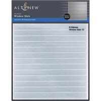 Altenew - Embossing Folder - 3D - Window Slats
