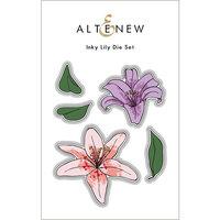 Altenew - Dies - Inky Lily
