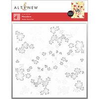 Altenew - Stencil - 3 in 1 Set - Meadow Builder
