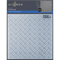 Altenew - Embossing Folder - 3D - Connected