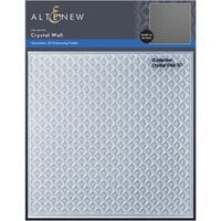 Altenew - Embossing Folder - 3D - Crystal Wall