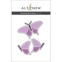 Altenew - Dies - Bountiful Butterflies