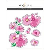 Altenew - Dies - Impressionist Bouquet