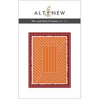 Altenew - Dies - Mix and Match Frames