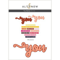 Altenew - Dies - You Matter