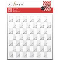 Altenew - Builder Stencil - 2 in 1 Set - Block